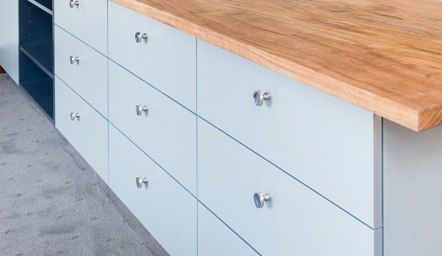 Contour Cabinets Laminate Doors
