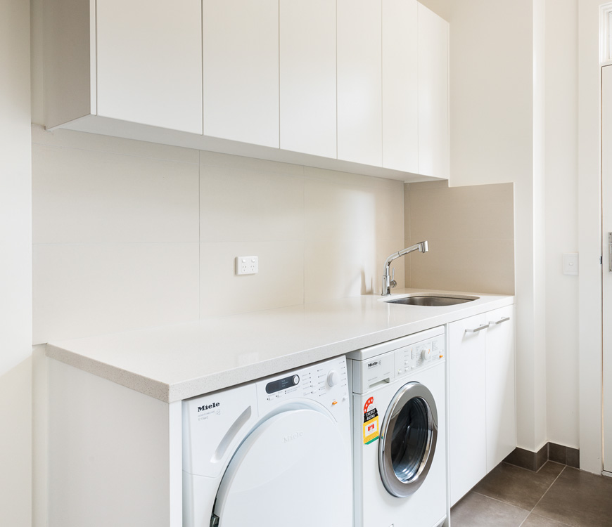 Contour Cabinets - Laundry Designs on Laundry Cabinets  id=28957